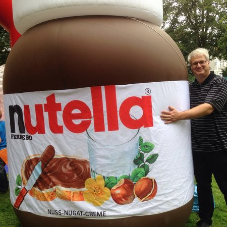 Nutella Love Addicted That's Me
