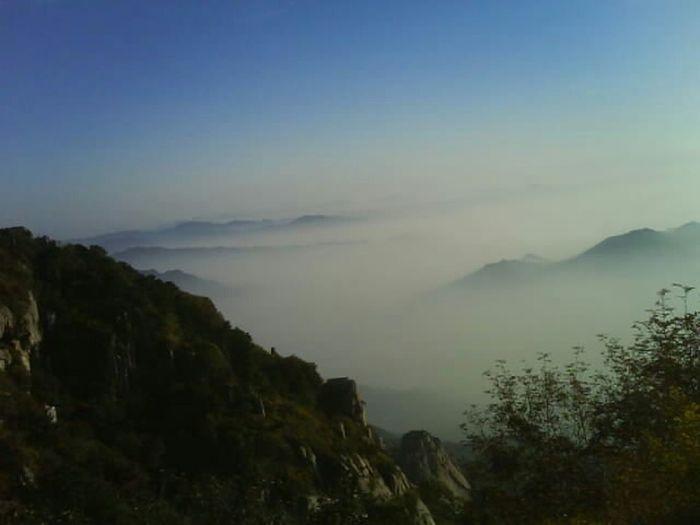 回忆录 泰山 五岳至尊,泰山之巅。