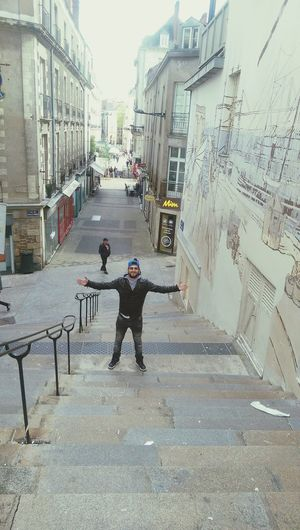 City Good Day Nantes Friends France French Boy Happy