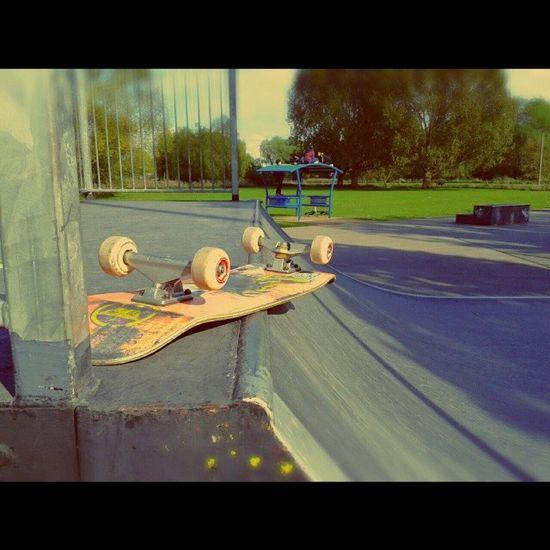 Sunday Frontside Skate Skateboarding ramp skateramp stayshredding