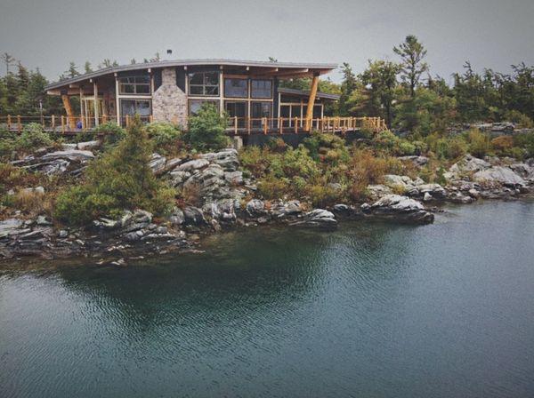 Parrysound Lake Cabin