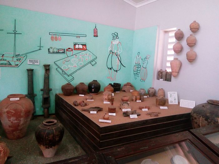 Archival Science No People Indoors  Laboratory Day Fossilsexhibition Fort Jesus Century 19 Century Prehispánico  Ancient