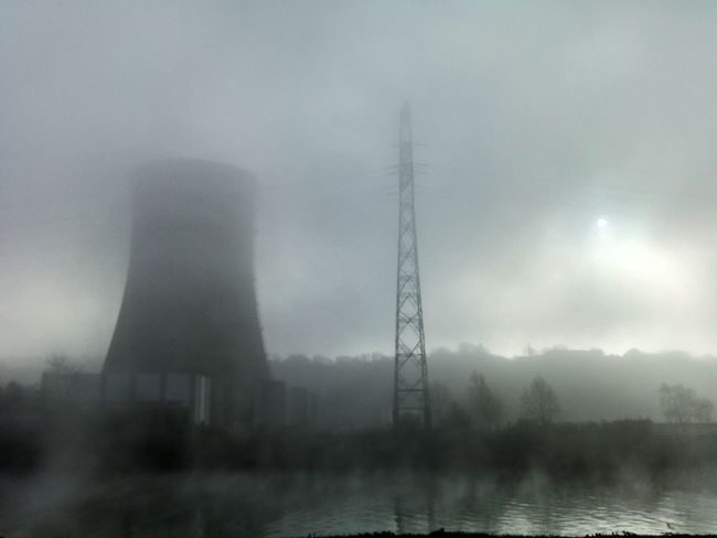 Power Water Tree Fog Industry Smog Winter Storm Cloud Cold Temperature Lake Condensation Cooling Tower Environmental Damage Climate Change Fumes Power Station Atmospheric Mood Air Pollution Forest Fire Atmospheric Smoke Global Warming Deforestation Pollution Smoke Stack Emitting Monsoon Chimney