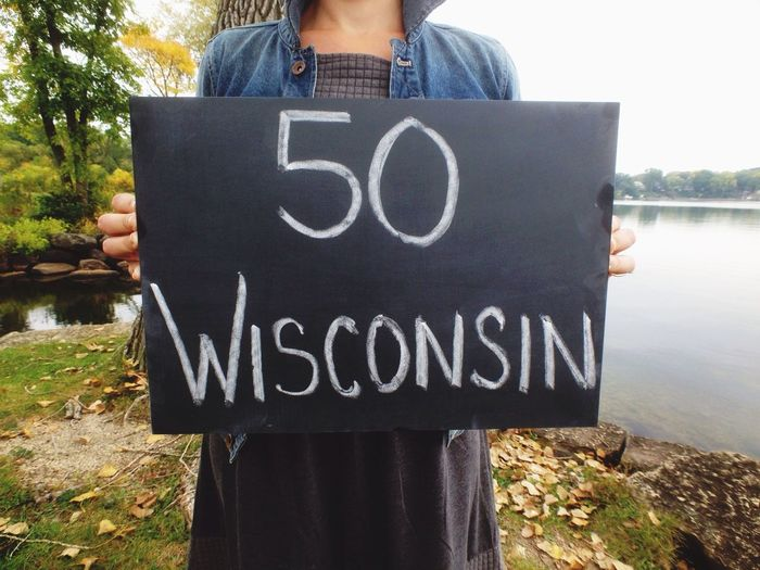 Sloane finishes her 50! Read the story behind Road To 50 here: http://t.co/wCQhBeKwOp