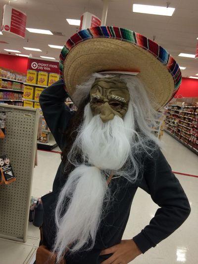 Halloween costume! ? Halloween Wizard Sombrero Target