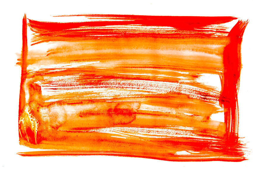 Abstract Textured  Background White Background Red No People Close-up Studio Shot Paint Cut Out Indoors  Textured  Painted Still Life Backgrounds Art And Craft Orange Color Single Object Food And Drink Freshness Old Pattern Creativity