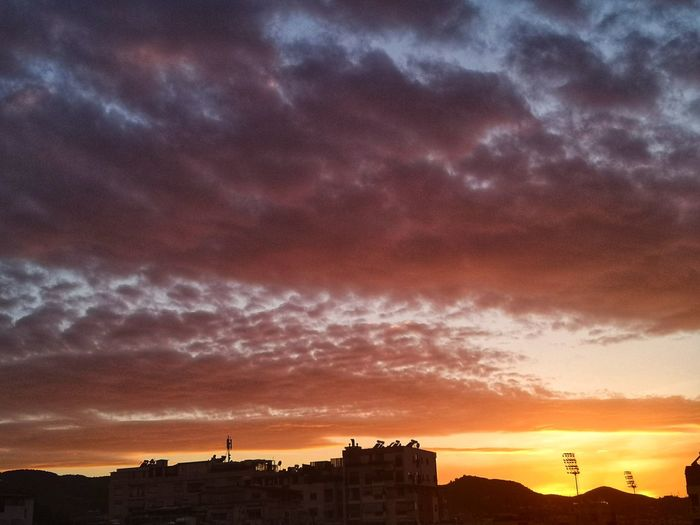 Tirana Autumn