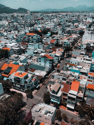 #City #landscape #nature #photography #photography #Vietnam Architecture City Nature Cityscape Built Structure No People Outdoors Building High Angle View Sky #FREIHEITBERLIN The Architect - 2018 EyeEm Awards EyeEmNewHere Modern Hospitality