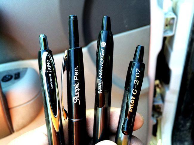 Pens Pen Addict