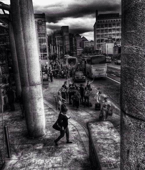 street life, daily rush Street Life Iphonegraphy Randompeople EyeEm Best Shots - The Streets