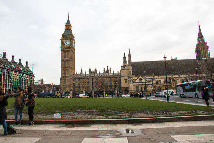 Architecture Building Exterior Built Structure City Cityscape Clock Clock Tower Cultures Day Government History Large Group Of People Leisure Activity London London Lifestyle LONDON❤ Outdoors People Sky Tower Travel Travel Destinations Uk United Kingdom Vacations