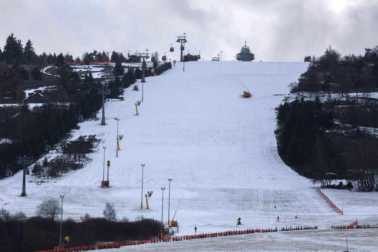 willingen germany in the winter German Ice Sauerland Skiing Willingen Winter Day Nature Outdoors Snow Sports Town
