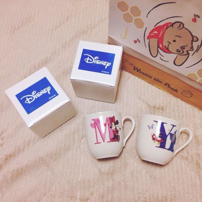 Thankyou Disney Minnie Mouse Mickey Mouse Mug Present