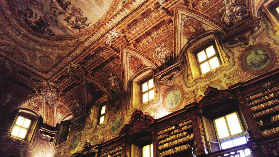 People And Places , Girolamini library, Bay Of Naples, Italy. Hidden Gems  My Favorite Place Naples EyeEmNewHere