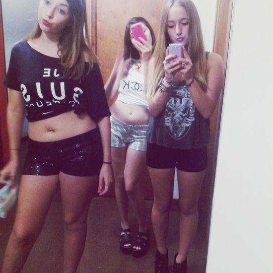 Friends Girls Night Out Big Booty Girls Saturday Night