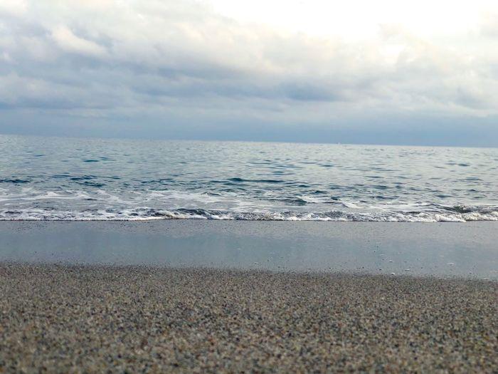 Water Beach Sky
