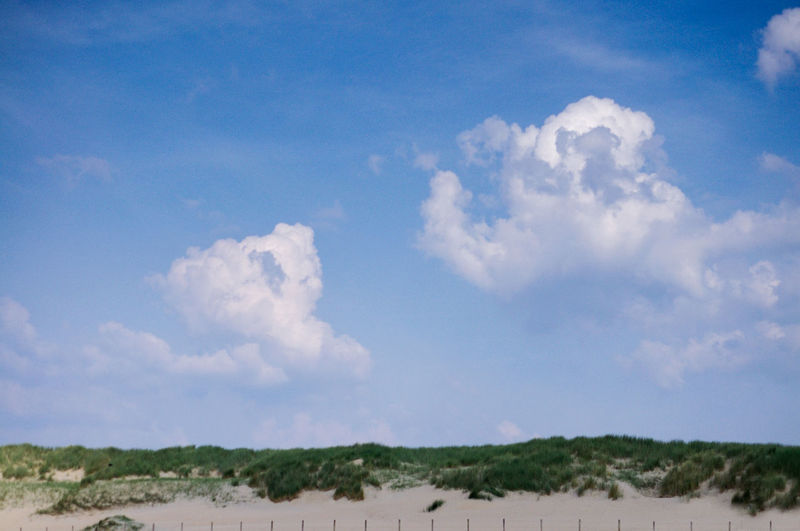 Copy Space Beach Beauty In Nature Blue Cloud - Sky Day Environment Land Landscape Nature No People Non-urban Scene Outdoors Scenics - Nature Sky Tranquil Scene Tranquility
