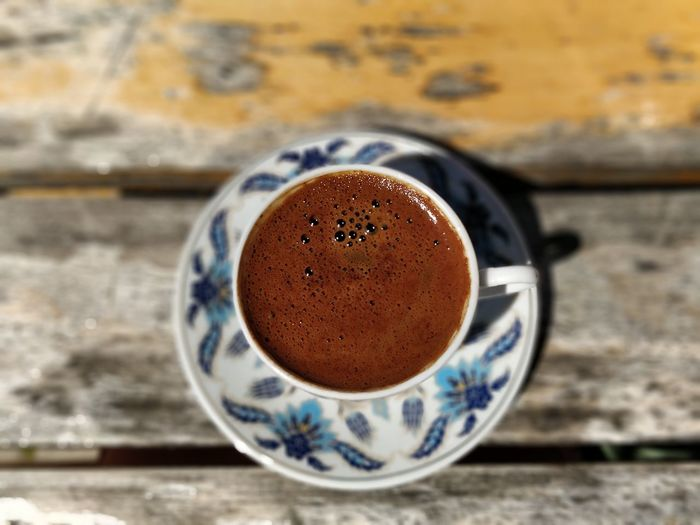 Turkish coffee Ground Coffee Coffee - Drink Close-up Food And Drink