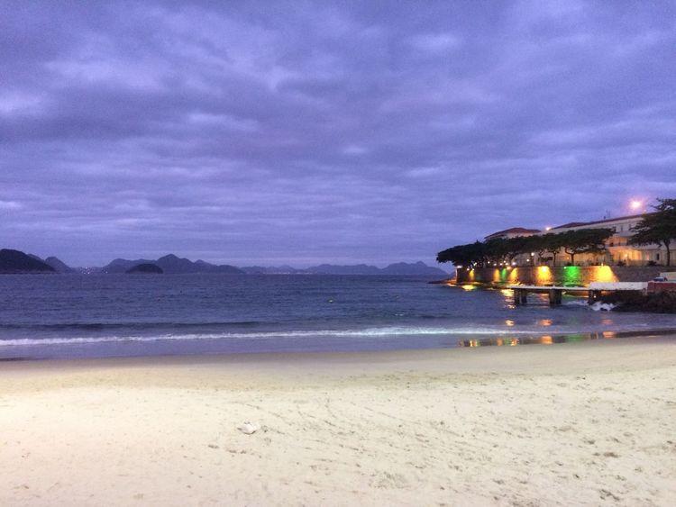 Brazil Copacabana Copacabana Fort Rio De Janeiro Rio De Janeiro Eyeem Fotos Collection⛵ Beach Fort No People Outdoors Sand Sea Sea And Sky Water