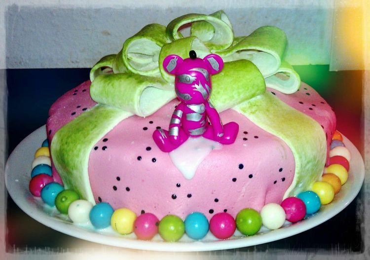 Food Porn Awards Bow Geburtstag Geburtstagstorte Torte Cake Birthday Cake Teddy Pink Bear