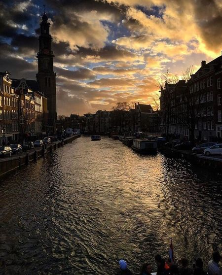 Another Canal Amsterdam Canal