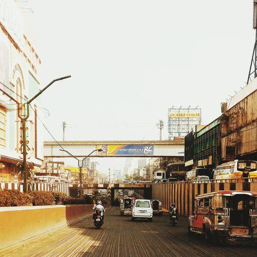 Eyeem Philippines Eyeem Streetphotography EyeEm Streets Roads Quiapo Manila, Philippines