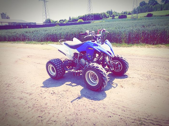 Adventure Day Yamaha Sport