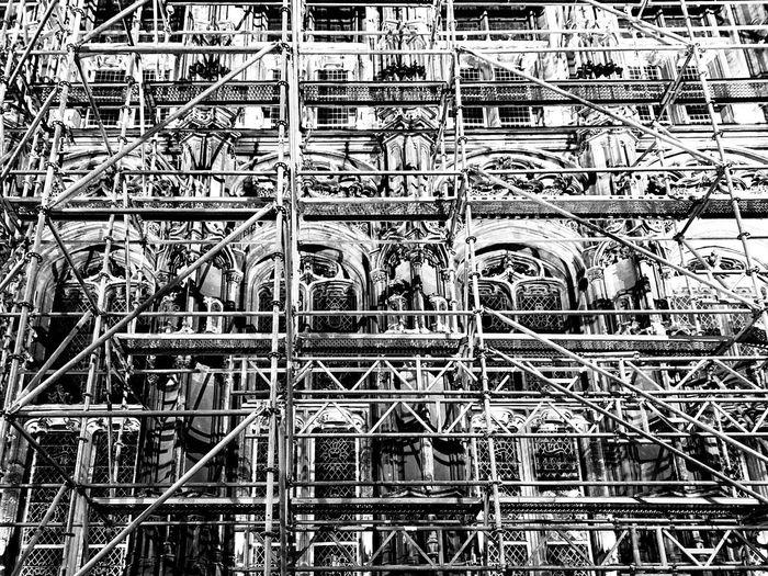Full frame shot of construction site