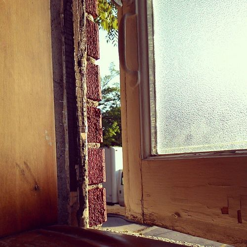 Yea~是我們宿舍的小窗阿~~