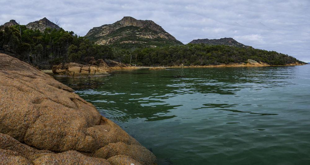 Australia Australian Landscape Freycinet National Park Sea Sea And Sky Seascape Tasmania