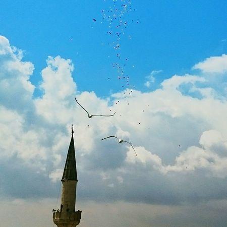 Sky Beautiful View Balonlar Baloons Balon
