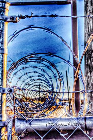 Barbed Wire Wednesday Hdr_Collection Eyembestedit EyeEmbestshots