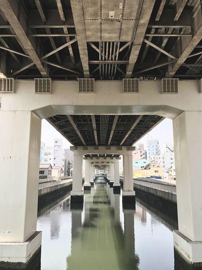 Covered Bridge Architecture Bridge Water Underbridge Built Structure Bridge - Man Made Structure No People