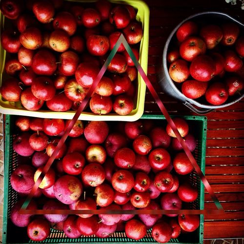First Eyeem Photo Apples Red Juicy