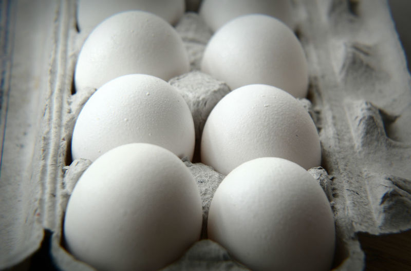 Dozen Eggs Animal Egg Black And White Black And White Friday Close-up Day Egg Egg Carton Eggshell Food Food And Drink Fragility Freshness Healthy Eating In A Row Indoors  No People Raw Food Symmetry The Still Life Photographer - 2018 EyeEm Awards