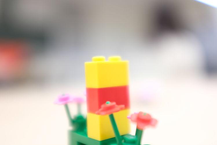 No People LEGO