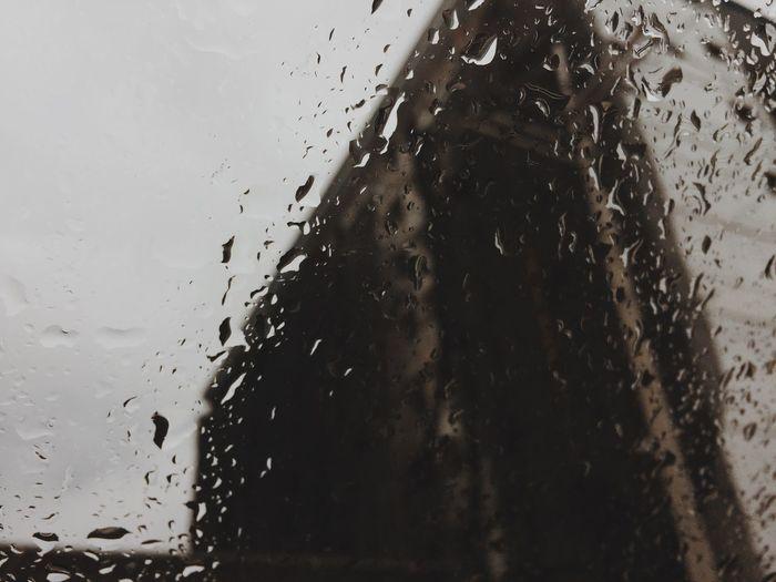 Mirror Rain