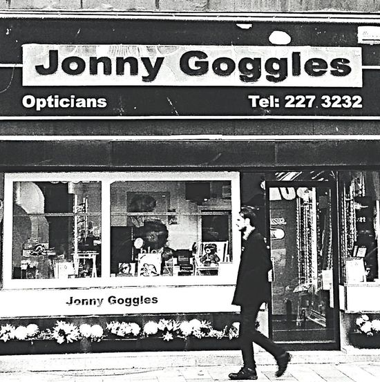 Jonny Goggles, Liverpool