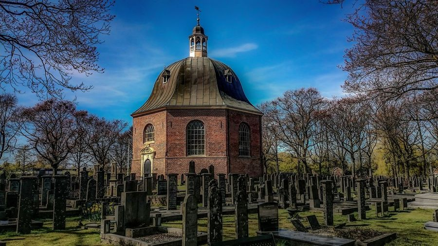 Old Church and Graveyard Hdr Edit, Surrealism Photography, Architecturelovers Historical Monuments