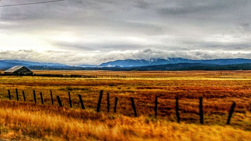 Idaho countryside just north of Boise Mountain Rural Scene Agriculture Field Sky Landscape Mountain Range Cloud - Sky Cultivated Land Farmland Farm Crop  Dramatic Sky Growing The Great Outdoors - 2018 EyeEm Awards