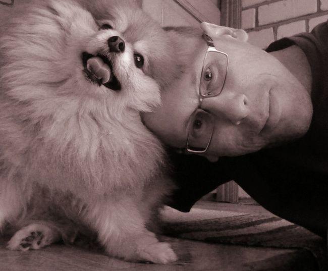 Вдвоем. Two Is Better Than One Portrait Dog портрет собака