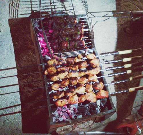 Barbecue Barbecue <3 Qatar Hanging Out