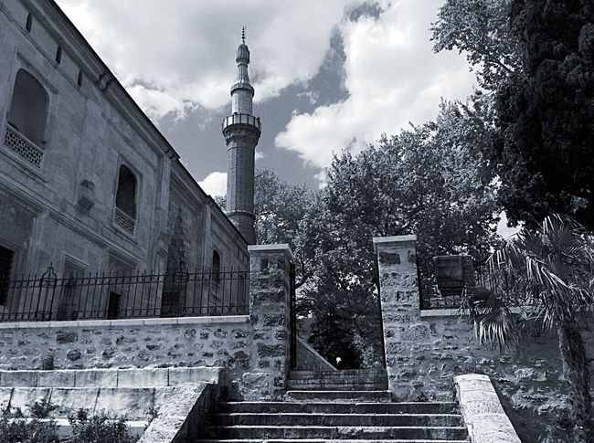 Mosque Blackandwhite Blackandwhite Photography Monochrome Shades Of Grey Old Buildings Eye Em Around The World Travel By Puk✈️ Eye4photography  Historical Building