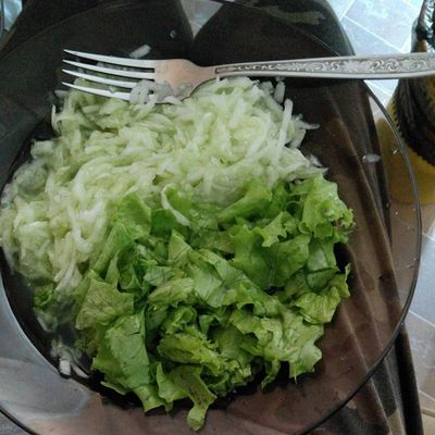 #мирдолжензнатьчтояем #2014 #вегетарианство #veggie Salad Veggie Lettuce 2014 салат мирдолжензнатьчтояем вегетарианство