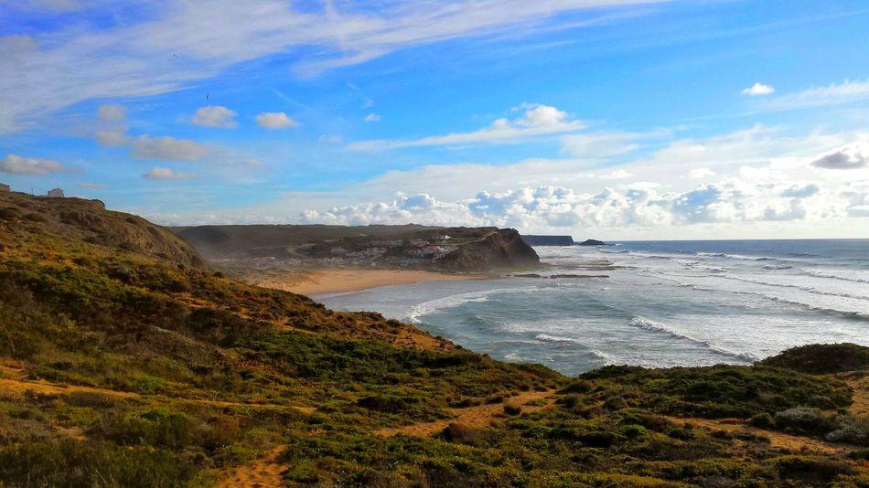 Praia de Monte Clérigo, Aljezur, Portugal Beach Monte Clerigo Aljezur Portugal