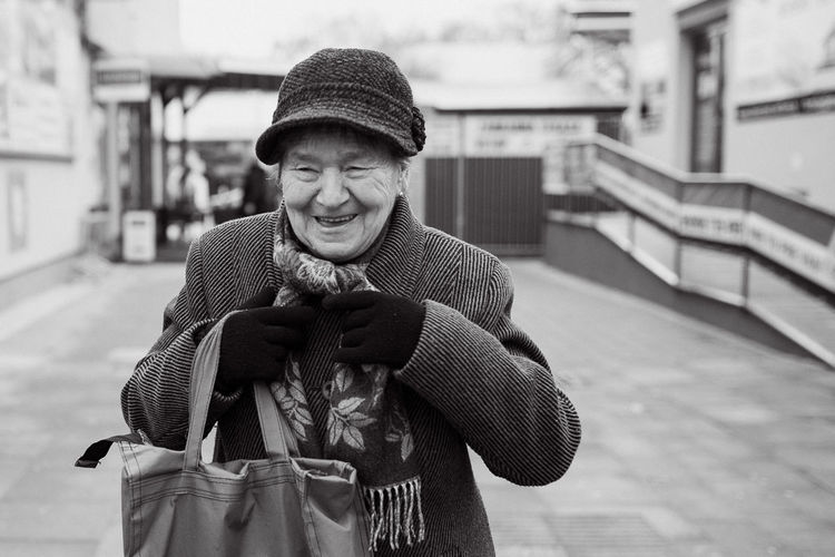 Only smile ;) Shootermag Black And White Eyem Best Shots Streetphotography