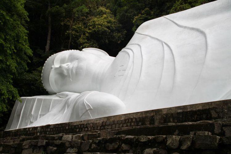 ASIA Buddha Phan Thiet Spirituality Statue Vietnam Architecture Buddha Statue Buddhism No People Outdoors Religion Sculpture Statue Travel Destinations