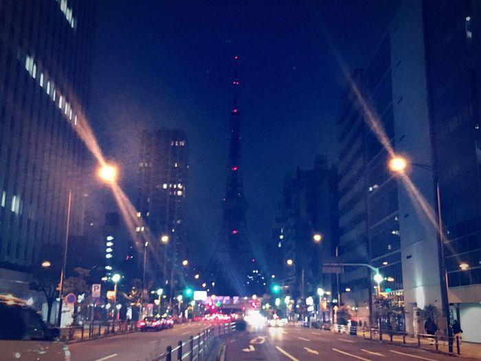 Tokyo Tokyo Tower Japan Portrait