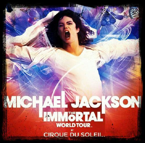 Michael Jackson, The Immortal World Tour by Cirque Du Soleil