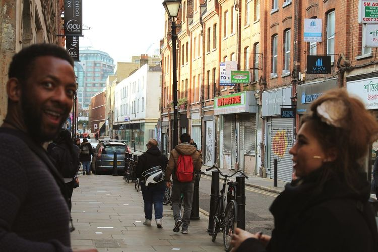 Surprised Face City Street EyeEm In London